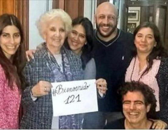 Apareció el nieto 121 y tiene vínculos con La Rioja